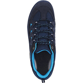 Lowa Levante GTX Low Shoes Women navy/turquoise